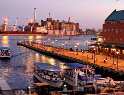 Two night stay at the Sagamore Pendry BaltimoreApril 3-5 for only $648.60 with taxes included