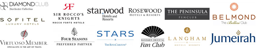 Luxury Travel Partner Brands